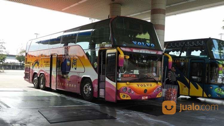 VOLVO BUS B11R 430HP 6x2, I-SHIFT 12 SPEED, JAKARTA TIMUR (26097407) di Kota Jakarta Timur