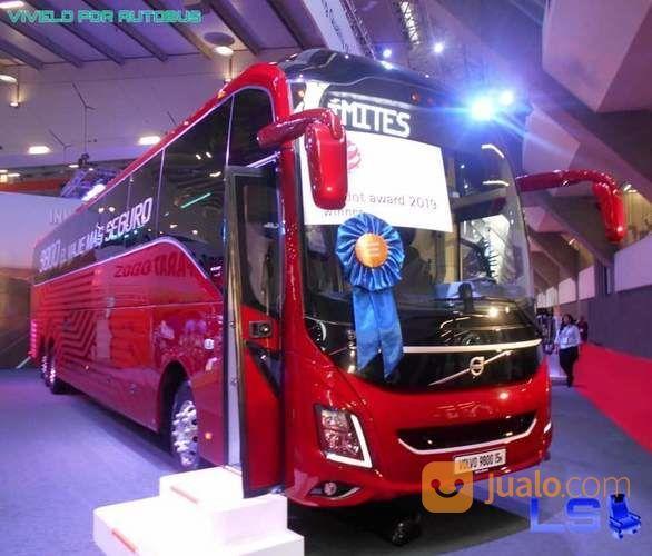 VOLVO BUS B11R 430HP 6x2, I-SHIFT 12 SPEED. KOTA BANDUNG (26097475) di Kota Bandung