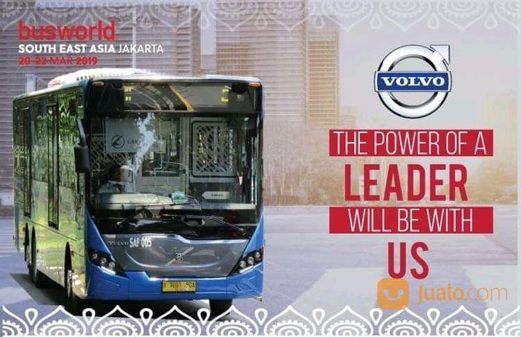 VOLVO BUS B11R 430HP 6x2, I-SHIFT 12 SPEED. KOTA BANDUNG (26097479) di Kota Bandung