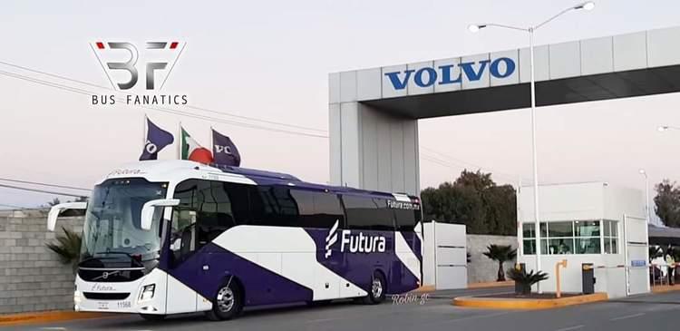 VOLVO BUS B11R 430HP 6x2, I-SHIFT 12 SPEED. KOTA BANDUNG (26097491) di Kota Bandung