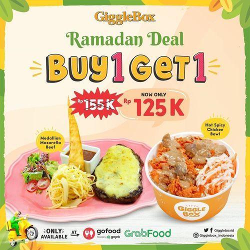 GiggleBox Buy 1 Get 1 (26100447) di Kota Jakarta Selatan
