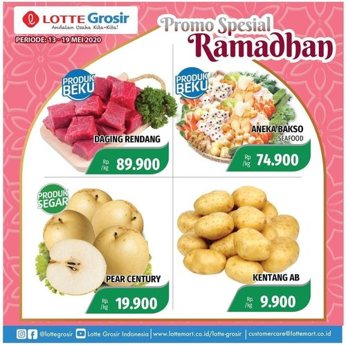 Lotte Grosir Weeklyy Special (26100535) di Kota Jakarta Selatan