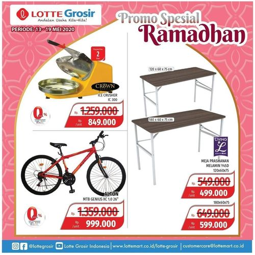 Lotte Grosir Weeklyy Special (26100543) di Kota Jakarta Selatan