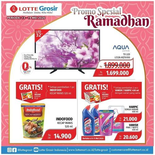 Lotte Grosir Weeklyy Special (26100547) di Kota Jakarta Selatan