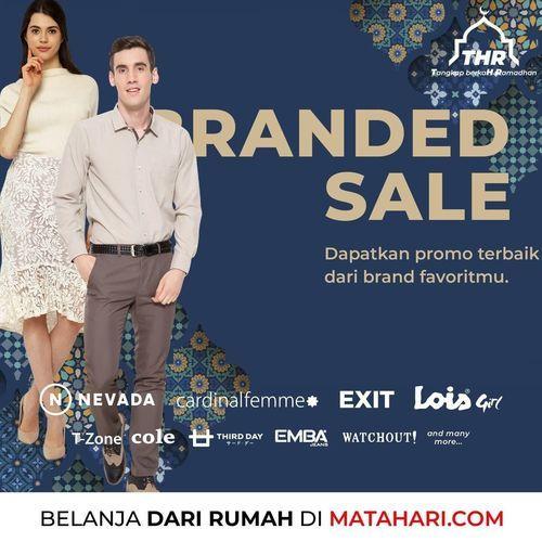 Matahari Branded Sale (26100567) di Kota Jakarta Selatan