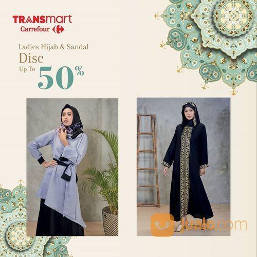 Transmart Spirit Gaya Ramadhan Discount (26100587) di Kota Jakarta Selatan