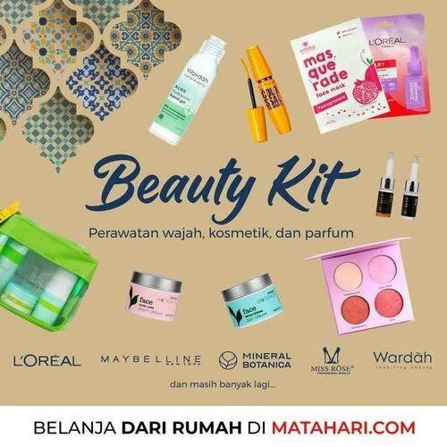 Matahari Beauty Kit Promo (26101527) di Kota Jakarta Selatan