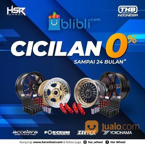 HSR Wheel Ccicilan 0% Sampai 24 Bulan* (26102287) di Kota Jakarta Selatan