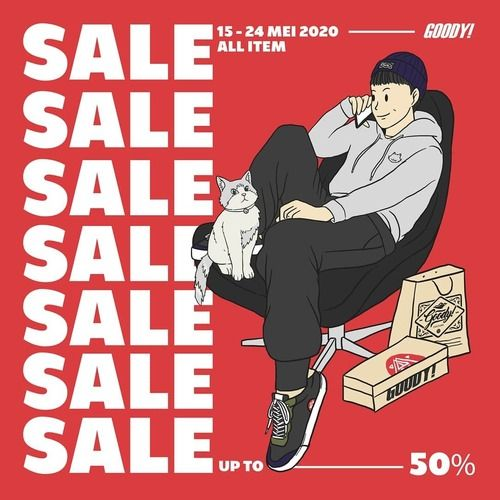OG Clothing Sale Up To 50% (26102431) di Kota Jakarta Selatan
