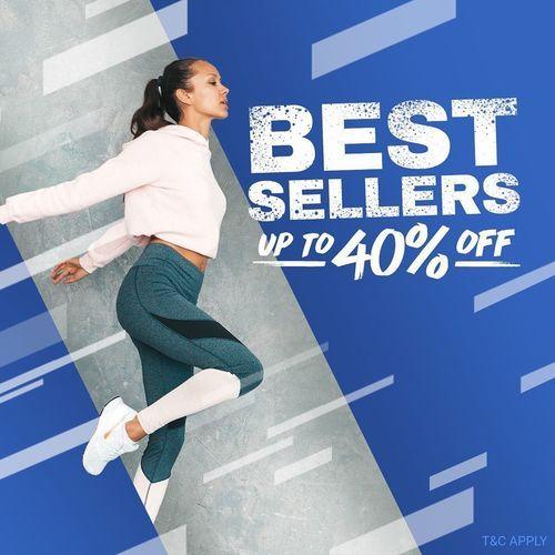 Planet Sports Best Sellers Up To 40% (26102455) di Kota Jakarta Selatan