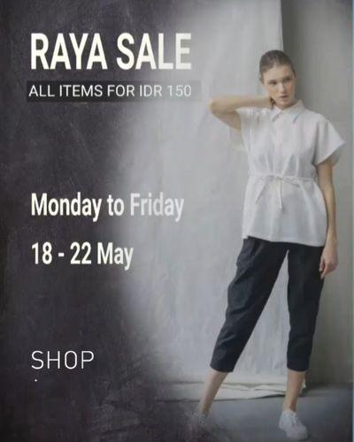 Kaya Raya Sale All Items For 15-K (26102467) di Kota Jakarta Selatan