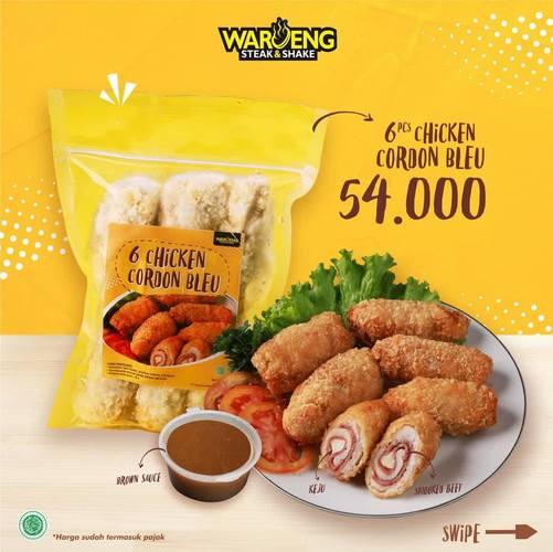 Waroeng Steak & Shake Frozen Menu (26102495) di Kota Jakarta Selatan