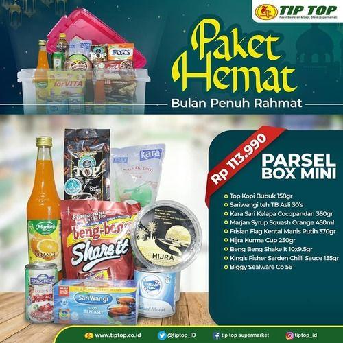 TIP-TOP Paket Hemat Parsel (26102695) di Kota Jakarta Selatan
