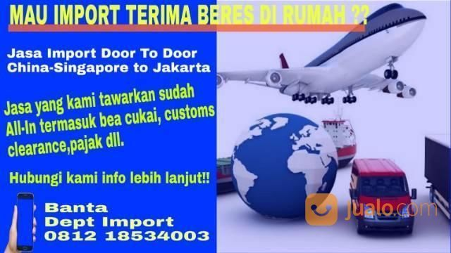 Jasa Freight Forwarding Cargo Service (26109547) di Kota Jakarta Selatan