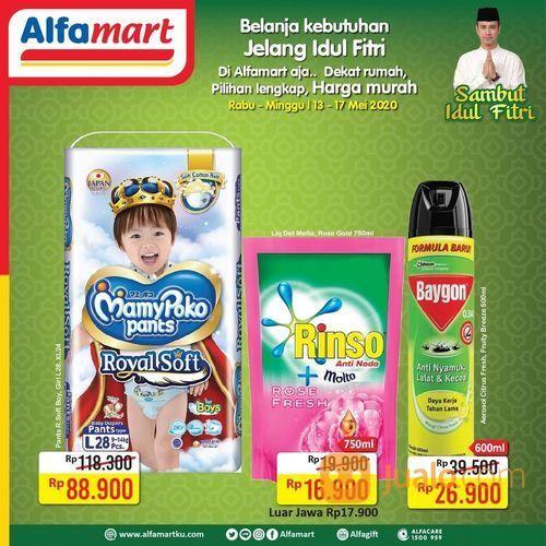 ALFAMART PROMO KEBUTUHAN RUMAH TANGGA (26112619) di Kota Jakarta Selatan