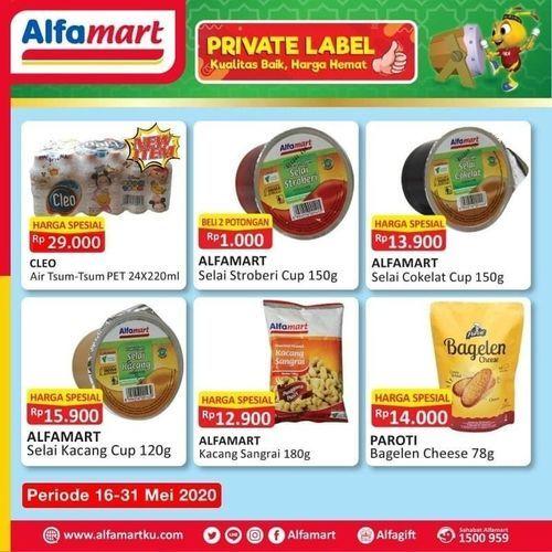 ALFAMART PROMO PRIVATE LABEL BELANJA HEMAT (26112983) di Kota Jakarta Selatan
