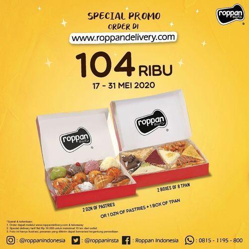 Roppan Special Promo 104 Ribu (26113051) di Kota Jakarta Selatan
