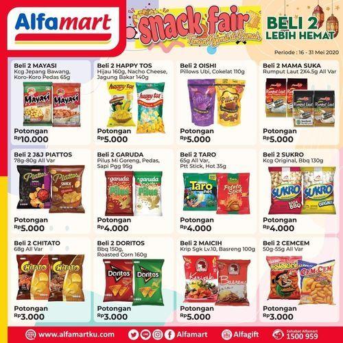 ALFAMART PROMO BELI 2 LEBIH HEMAT (26113079) di Kota Jakarta Selatan