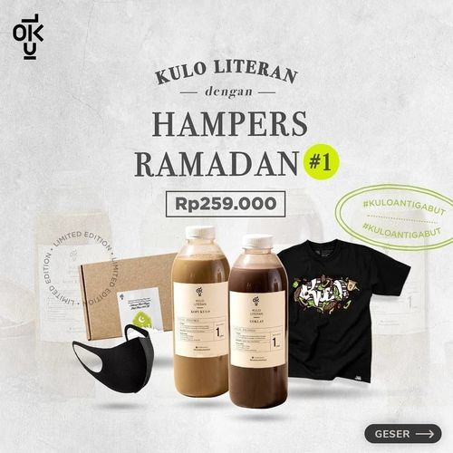 Kedai Kopi Kulo Hampers Ramadan (26113267) di Kota Jakarta Selatan