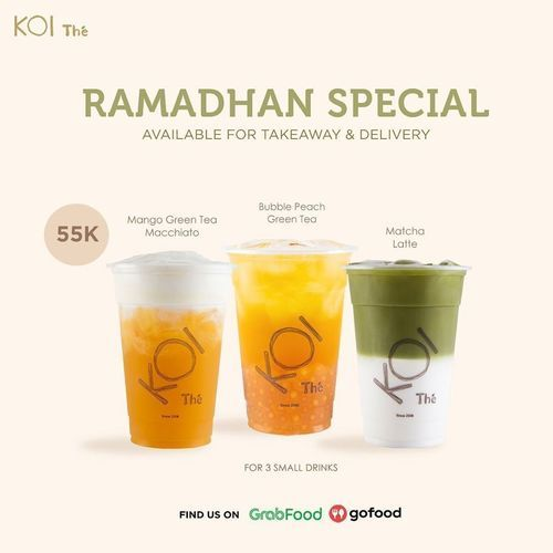 KOI The Indonesia Ramadhan Special (26114011) di Kota Jakarta Selatan