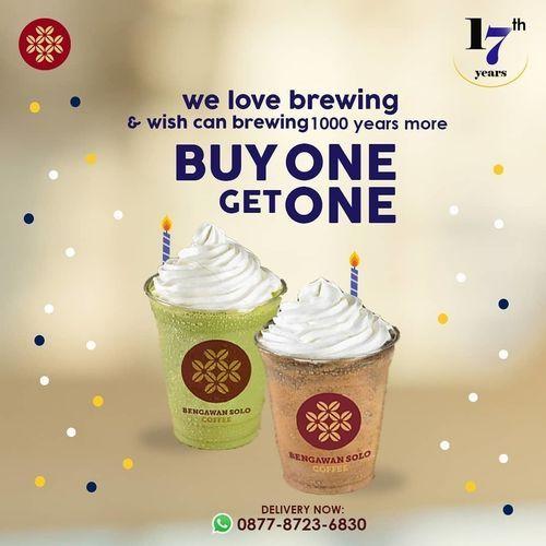 Bengawan Solo Buy One Get One (26114039) di Kota Jakarta Selatan