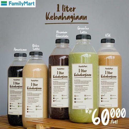 Family Mart 1 Liter Kebahagiaan (26114079) di Kota Jakarta Selatan