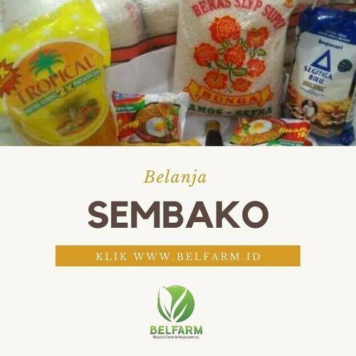 Belfarm Belanja Sembako Online (26114115) di Kota Jakarta Selatan