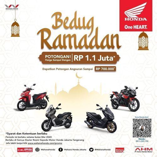 Wahana Honda Bedug Ramadan (26114119) di Kota Jakarta Selatan