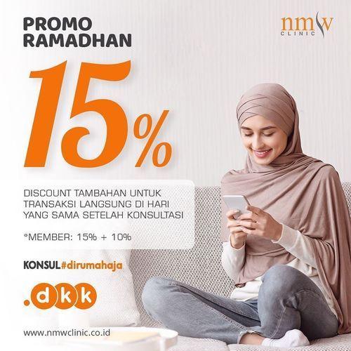 NMW Skin Care Promo Ramadhan 15% Off (26114163) di Kota Jakarta Selatan