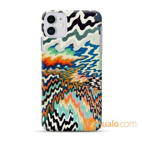Messy Graffiti IPhone 11 Custom Hard Case (26114223) di Kota Bekasi