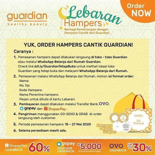 Guardian Lebaran Hampers (26114255) di Kota Jakarta Selatan