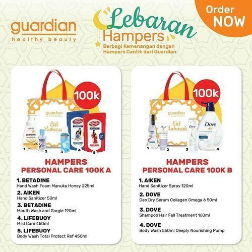Guardian Lebaran Hampers (26114259) di Kota Jakarta Selatan