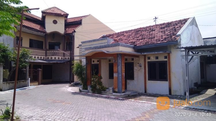 Rumah Kuning Di Tengah Perumahan BPD II Kota Semarang (26115223) di Kab. Semarang