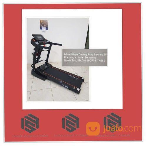 Treadmill Elektrik Series 680 71 ( COD Semarang ) (26119375) di Kota Semarang
