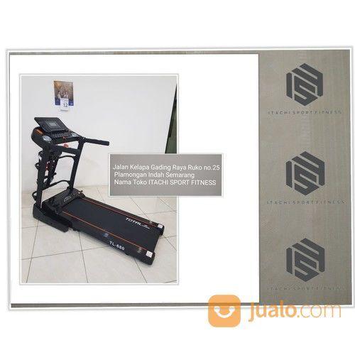 Treadmill Elektrik Series 680 75 ( COD Salatiga ) (26120995) di Kota Salatiga