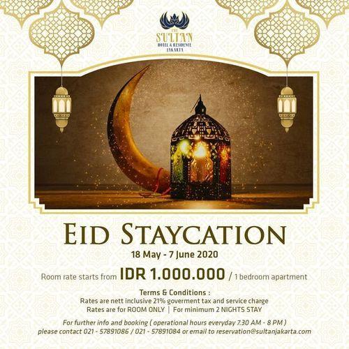 The Sultan Hotel Eid Staycation (26124163) di Kota Jakarta Selatan