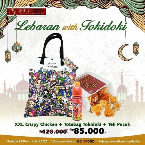 Shihlin Snacks Lebaran With Tokidoki (26125135) di Kota Jakarta Selatan