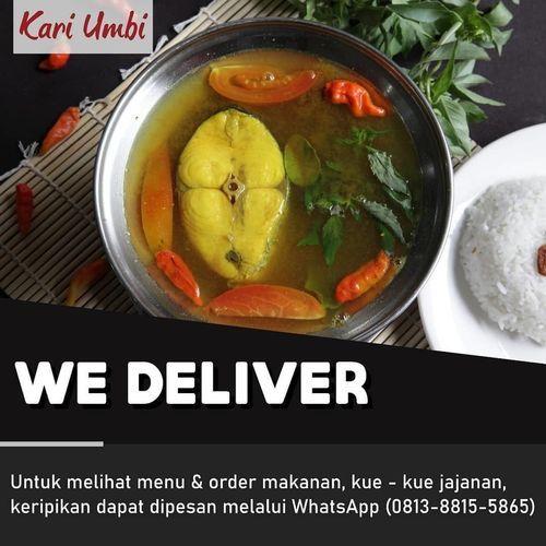Kari Umbi Deliver To Your Home (26125367) di Kota Jakarta Selatan