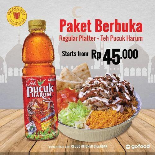 The Halal Guys Paket Berbuka (26125407) di Kota Jakarta Selatan