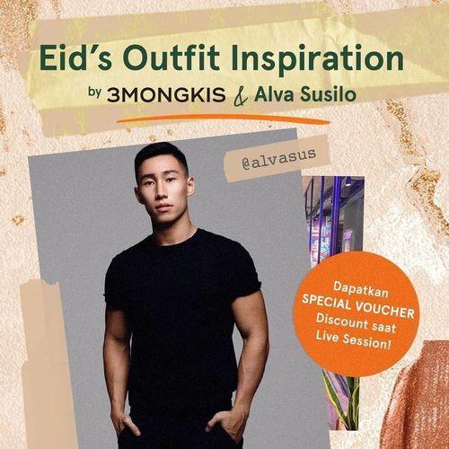 ZALORA Eid's Outfit Inspiration SPECIAL DISKON + GIVEAWAY (26126307) di Kota Jakarta Selatan