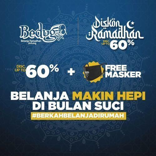Choral.id Diskon Ramadhan Disc. Up To 60% (26126383) di Kota Jakarta Selatan