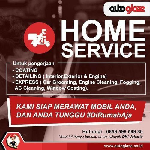 Autoglaze Home Service (26126523) di Kota Jakarta Selatan