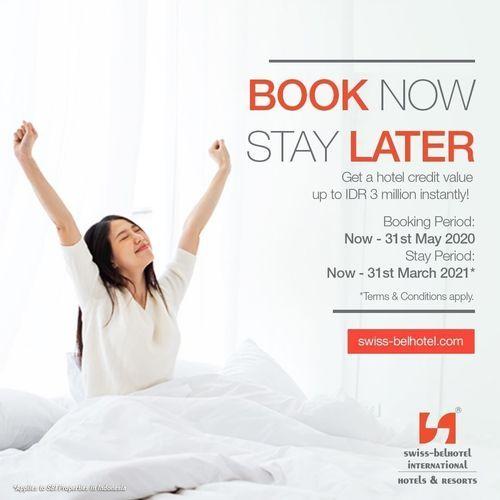 Swiss-Belhotel Book Now Stay Later (26126543) di Kota Jakarta Selatan