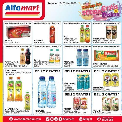 ALFAMART PROMO SERBA GRATIS & DISKON (26126911) di Kota Jakarta Selatan