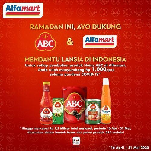 alfamart promo heinz abc sumbangan di bulan ramadhan (26126971) di Kota Jakarta Selatan