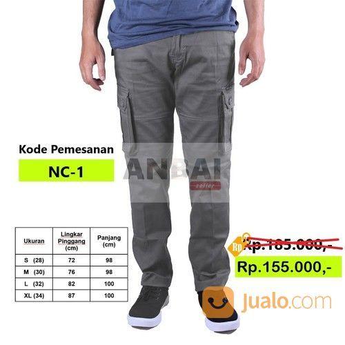 Celana Panjang Tactical / Cargo Brand Lokal Bandung (26133171) di Kota Bandung