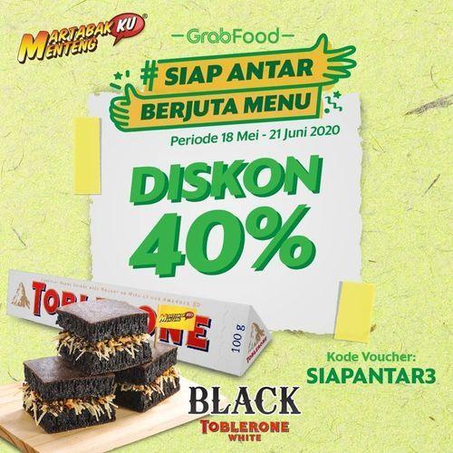 Martabakku Menteng Diskon 40% Grabfood (26134707) di Kota Jakarta Selatan