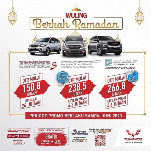 Wuling Motors Promo Berkah Ramadan (26135259) di Kota Jakarta Selatan