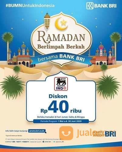 Superindo Ramadhan Berlimpah Berkah Diskon Rp. 40 Ribu (26135275) di Kota Jakarta Selatan