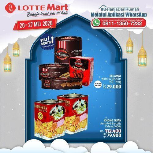 LotteMart Promo Belanja Dari Rumah (26135279) di Kota Jakarta Selatan